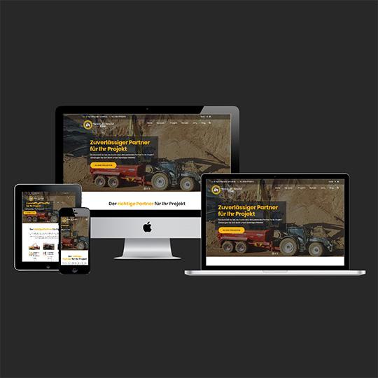 Webdesign, Homepage, SEO, Referenz - Sailer Rohrwild GbR